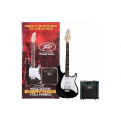 Pack de guitarra eléctrica...