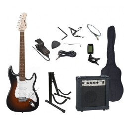 Pack Guitarra Electrica...