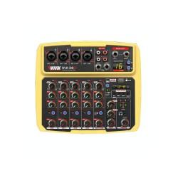 Mixer Análoga Novik NVK-i08BT