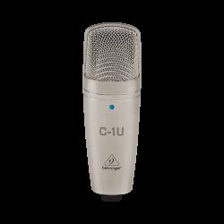 Microfono Condensador USB...