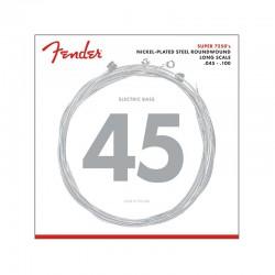 Set Cuerdas Bajo Fender F7250