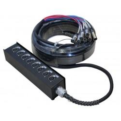 Cable Multipar 8 Canales 20...