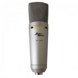 Micrófono estudio...