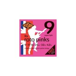 Set De Cuerdas Roto Pinks...
