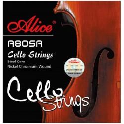Set Cuerdas Violincello 4/4...