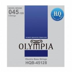 Set Cuerdas Bajo Olympia...