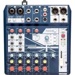 Mixer análogo Soundcraft...