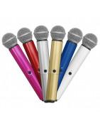 Micrófonos Dinamicos