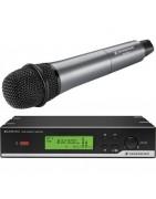 Micrófonos Inhalámbricos